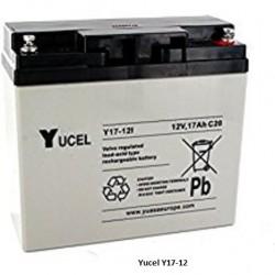 Batterie YUASA gel 12V 17 Ah
